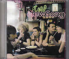 Leaf- New song promo cd single
