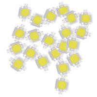 20pzs 10W LED blanco puro Alta potencia 1100LM LED lampara SMD bombilla luz Y6V5