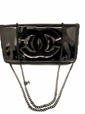 Chanel VIP White  Bag Shoulder Chain WOC Cross body