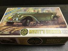 Airfix 1/32 05501-3 Montys HUMBER personale Vintage Model Auto Kit contenuto SIGILLATO