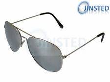 Pilot Unbranded Mirrored Sunglasses for Men