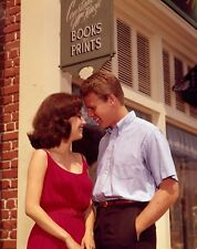 PEYTON PLACE - TV SHOW PHOTO #18 - BARBARA PARKINS + RYAN O'NEAL