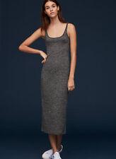 ARITZIA BABATON NEW 12139 Freddie Midi Maxi Knit Tank Womens Dress XXS