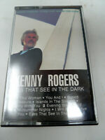 Kenny Rogers Eyes That See in the Dark (Country) Cassette Tape 1983