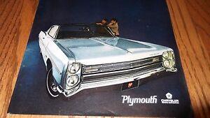 ★★1968 PLYMOUTH FURY III VINTAGE AD 68 MOPAR PHOTO 2 DOOR COUPE 3★★