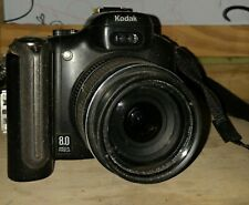 KODAK P880 Easy Share Digital Camera 8.0MP/24-140mm Lens/ Battery & Charger