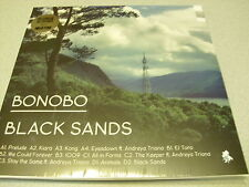 Bonobo - Black Sands - 2LP Vinyl & MP3 //// Neu&OVP