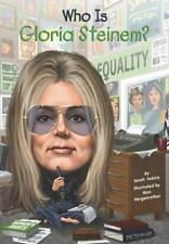 Who Is Gloria Steinem? (Who Was...?)