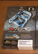 XFX R7850 1GB GDDR5 SDRAM PCI Express Graphic Card Double Dissipation