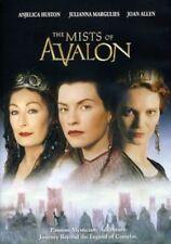 The Mists of Avalon (Anjelica Houston) (King Arthur Camelot) New DVD Region 4