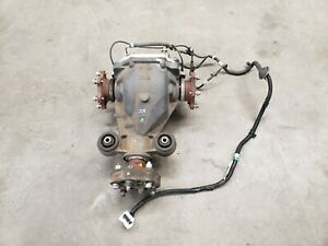 2010-2015 INFINITI Q40 G37 RWD REAR CARRIER DIFF DIFFERENTIAL ASSEMBLY 463 OEM