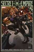 Secret Empire #5 Marvel Comic 1st Print 2017 NM