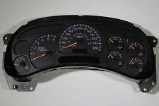 03-04 REBUILT 1500 2500 3500 TRUCK/SUV SPEEDOMETER DASH GAS CLUSTER $50 REBATE*