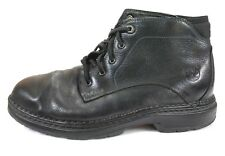 Timberland Men's Shoes Ankle High Boots Sz 10M Black Lace-Up