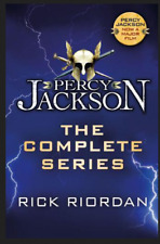 ✔️  Percy Jackson - The Complete Series
