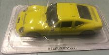 """DIE CAST """" MELKUS RS1000 """" AUTO DELL' EST SCALA 1/43"""