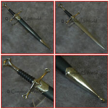LOTR Lord of the Rings Aragorn Anduril Mini Dagger Sword Blade Of King Elessar