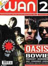 OASIS THE RAMONES JOVANOTTI DIANA ROSS MIKE OLDFIELD BANANARAMA EMINEM Magazine