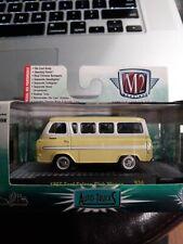 M2 Auto Trucks 1965 Ford Falcon Club Wagon R34 2015 YELLOW