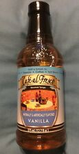 CAFE AL FRESCO SUGAR FREE VANILLA GOURMET SYRUP FOR COFFEE, TE ,DESSERTS,SODAS
