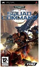 WARHAMMER 40 000   SQUAD COMMAND             -----   pour PSP  ------