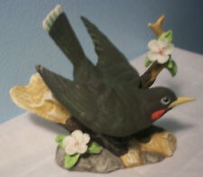 Black Bird Figurine London Ed. / D. Day Made In Taiwan #3214 out of 15000