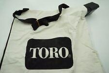 GENUINE OEM TORO PART # 125-0526 BAG ASSEMBLY; 51617 & 51618 BAG ASSEMBLY