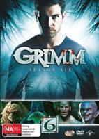 Grimm : Season 6 : NEW DVD