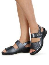 Footflexx Ballerinas, rutschfest, für breite Füße, Decksohle aus Leder
