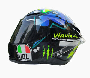 Motorcycle Helmets Capacete Motorcycle Full Face Motorbike Racing Moto Helmet HQ