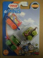 Thomas the Train Minis 3 pack 2019 Parrot Millie Worms Scruff Classic Henry