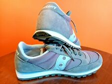 Women's Saucony XT-600 Gray Suede Sneakers Shoes Size 7