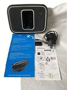 """Altec Lansing inMotion im9 mobile speaker for ipod WITH ADDITIONAL """"Layen I-Sync"""