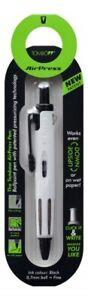 Tombow Airpress Ballpoint Pen Pressurised Ink - Outdoor Pen- Writes on wet paper