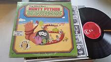 MONTY PYTHON the worst best of 2 LP error mispress Promo BDS 5656-2 gatef 1976