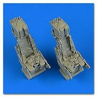 QUICKBOOST 1/32 PANAVIA TORNADO EJECTION SEAT W/SAFETY BELTS FOR RVL (2) | 32209