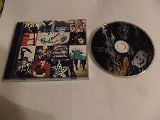 U2 - Achtung Baby (CD 1991) USA Pressing