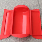 Microwave Oven Steamer Food Steamer Silicone Cooking Bowl Random Color Fashion