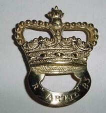Royal Artillery Badge Brass Badge