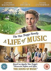 NEW The Von Trapp Family - A Life of Music DVD