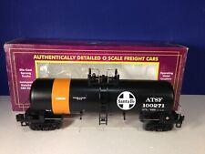 MTH Premier O Scale SANTA FE #100271 TANK CAR 20-90005B w/ box