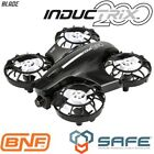 Blade BLH9080 Inductrix 200 FPV BNF Brushless Micro Drone w/ Lipo battery
