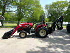 2017 Yanmar Tractor YT347 500 Miles Red Tractor 50 Select