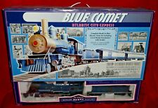 Bachmann Big Haulers Blue Comet Atlantic City Express Train Set 58616