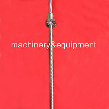1 anti backlash ballscrew ball screws RM1605-1000MM-C7 without end machined