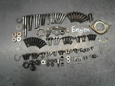 1984 84 SUZUKI LT125 LT 125 ATV FOUR WHEELER ENGINE HARDWARE BOLTS NUTS BOLT