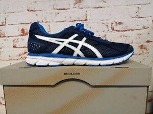 Asics Gel Impression 9 men trainers blue/white/electric blue