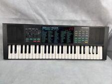 Vintage Yamaha PSS-270 PortaSound Stereo Electronic Keyboard