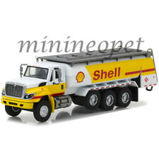 GREENLIGHT 45020 C 2017 INTERNATIONAL WORKSTAR TANKER SHELL OIL 1/64 YELLOW
