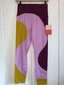 NEW with tags Lululemon X Roksanda Legging Inner Expanse Size 8 B12